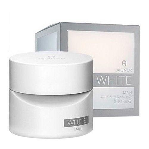 Aigner White 125ml EDT for Men 4013670505924