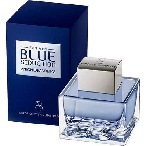 Antonio Banderas Blue Seduction 100ml EDT for Men