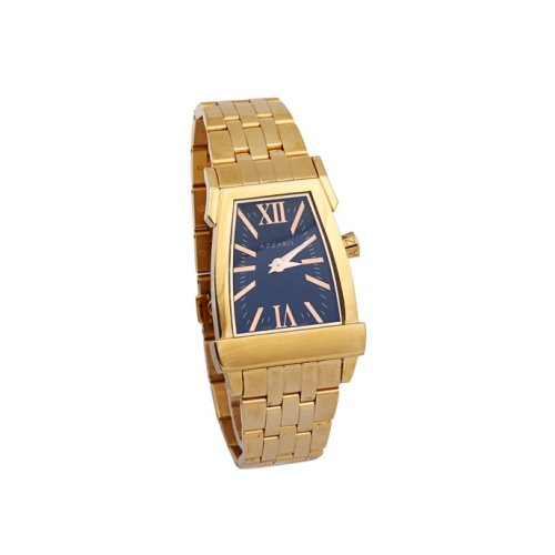 Azzaro A Black Dial, Gold Metal Women's Watch, AZ2166.52