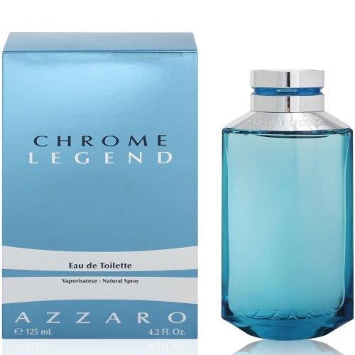 Azzaro Chrome Legend 125ml EDT for Men
