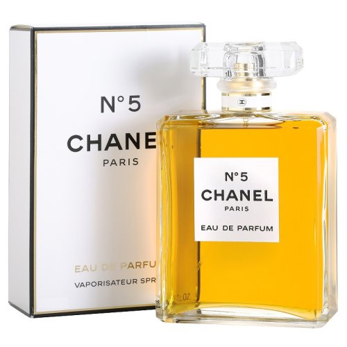 CHANEL No5 Eau de Perfume 100 ml for Woman 3145891255300