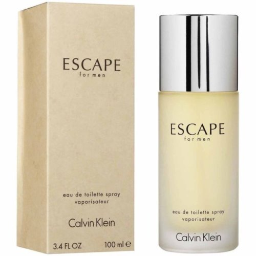 Calvin Klein Escape 100ml EDT for Men, BUS10