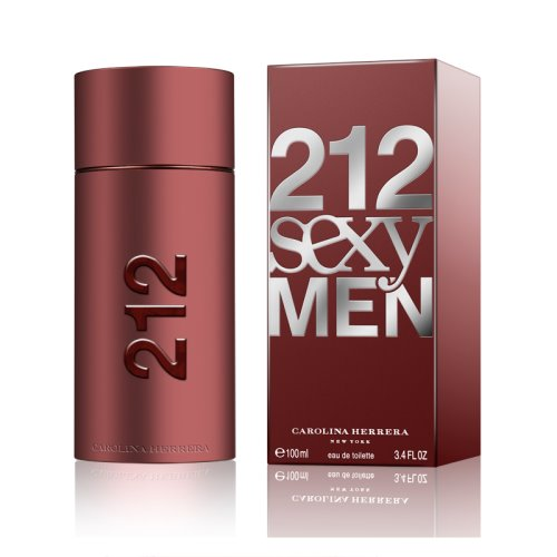 Carolina Herrera 212 Sexy Men 100ml EDT for Men, BUS6079