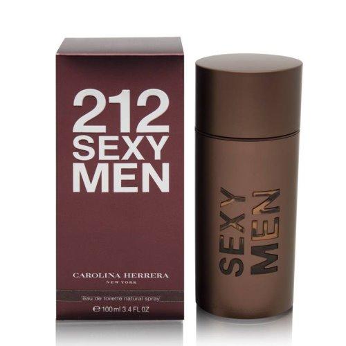 Carolina Herrera 212 Sexy Men 100ml EDT for Men 8411061602522