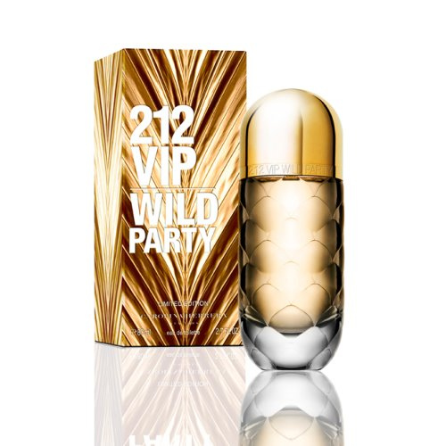 Carolina Herrera 212 VIP Wild Party Eau de Toilette 80 ml for Women 8411061824269