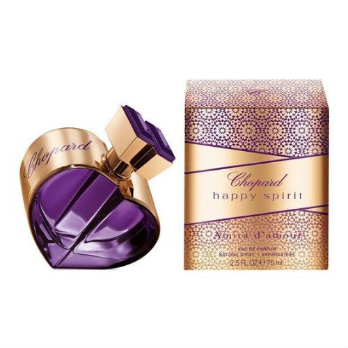 Chopard Happy Spirit Amira Damour 75ml Eau De Perfume For Women