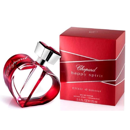 Chopard Happy Spirit Elixir DAmour 75ml Eau de Perfume for Women 3607348203956