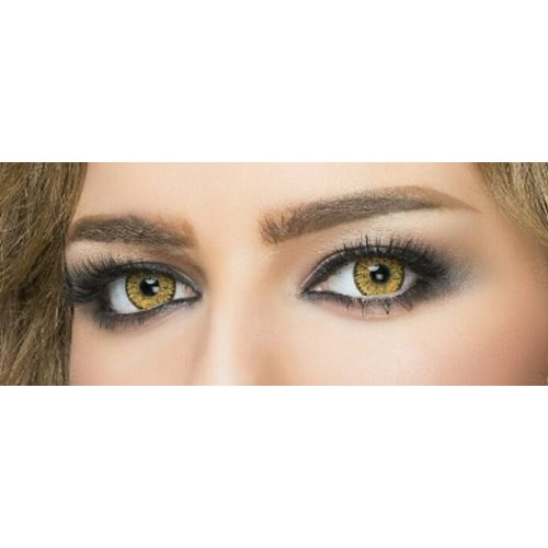 Cinderella Cute Light Hazel Contact Lenses 1