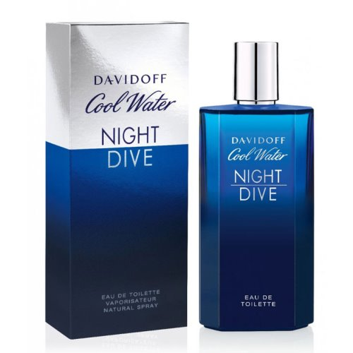 Davidoff Cool Water Night Dive EDT 125ml for Men 3607347580775
