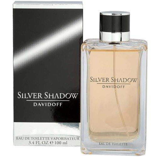 Davidoff Silver Shadow 100ml EDT for Men 3414200812016