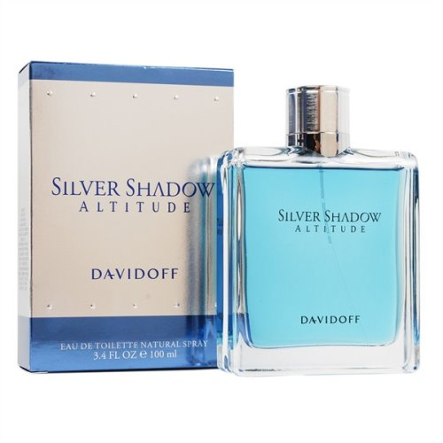 Davidoff Silver Shadow Altitude 100ml EDT for Men