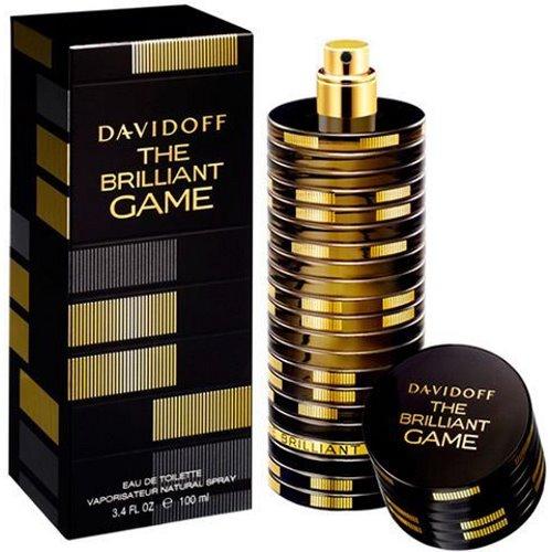 Davidoff The Brilliant Game EDT 100ml for Men 3607342808188