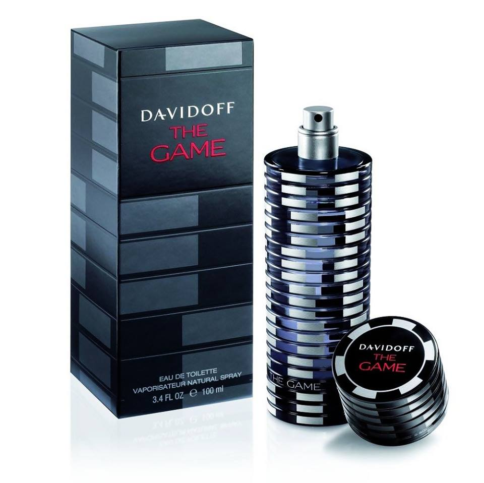Davidoff The Game 100ml EDT for Men