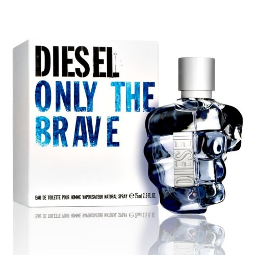 Diesel Only The Brave EDT 75ml for Men 3605520680076