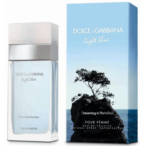 Dolce & Gabbana Light Blue Dreaming in Portofino 100ml EDT for Women