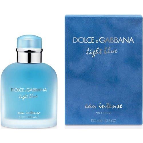 Dolce & Gabbana Light Blue Eau Intense Pour Homme 100ml EDP for Men