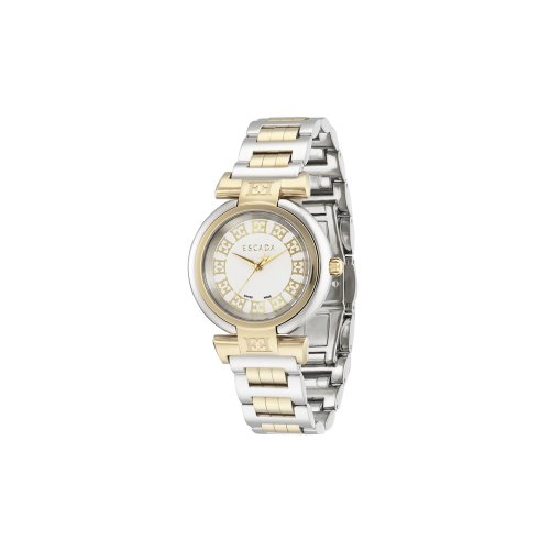Escada Lauren Jewelry Watch, Plated Gold Women's Watch, E2105034