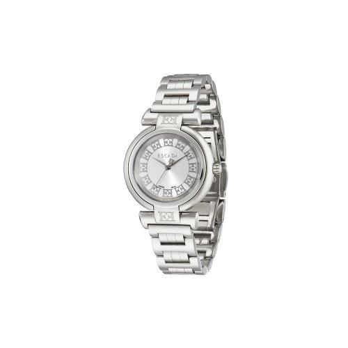 Escada Lauren Jewelry Watch, Silver Dial Women's Watch, E2105021