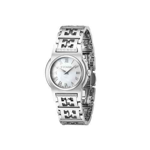 Escada Sophia Stainless Steel, White Dial Women's Watch, E3835011