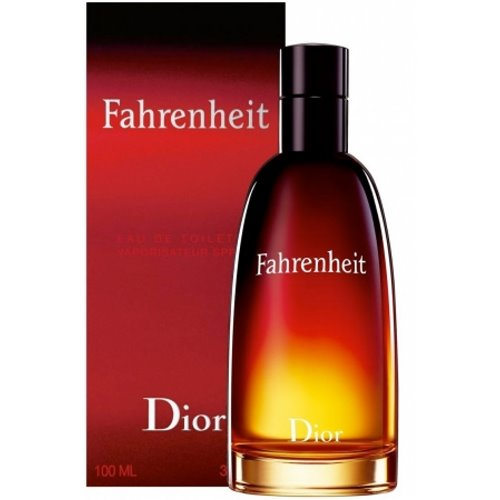 Fahrenheit Christian Dior 100ml EDT for Men