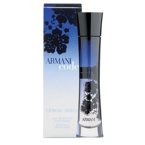 Giorgio Armani Code pour Femme Eau de Perfume 75 ml 3360375010972
