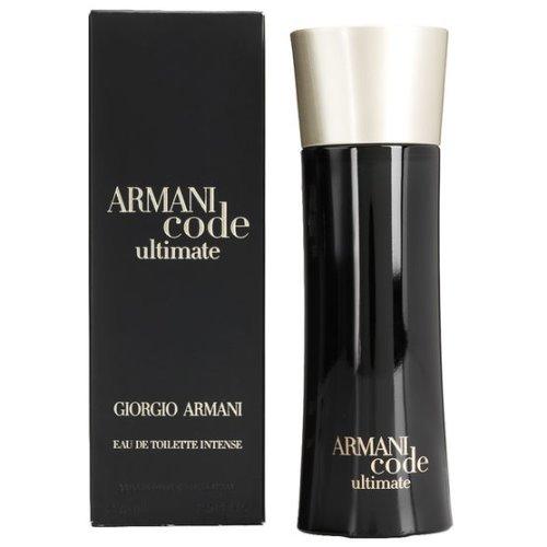 Giorgio Armani Code Ultimate 75ml EDT for Men