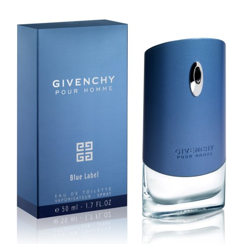 Givenchy Pour Homme Blue Label - a fragrance for a real man