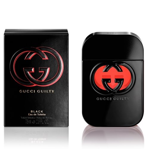 Gucci Guilty Black Eau de Toilette 75 ml for Woman 737052626062