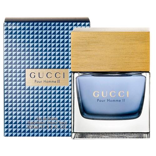 55871836b Gucci Pour Homme II 50ml EDT for Men Kuwait Online | Cooclos Online ...