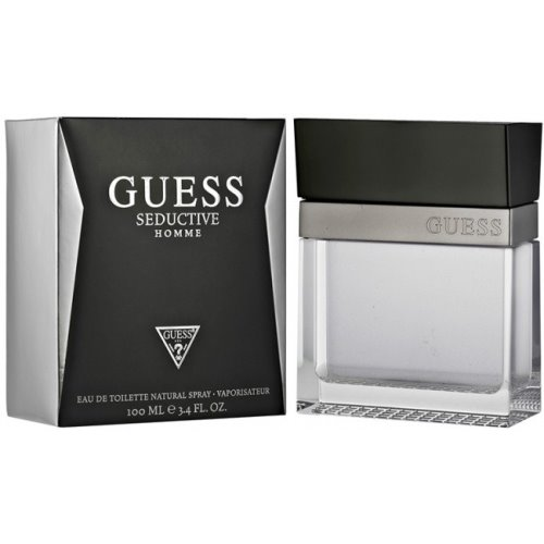 Guess Seductive Homme Black 100ml EDT for Men