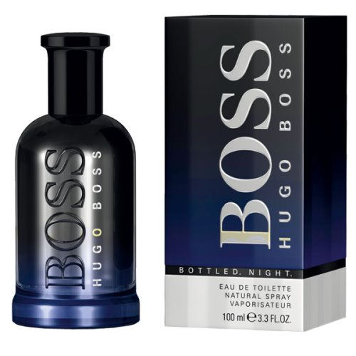 Hugo Boss Boss Bottled Night 100ml EDT for Men, BUS8460