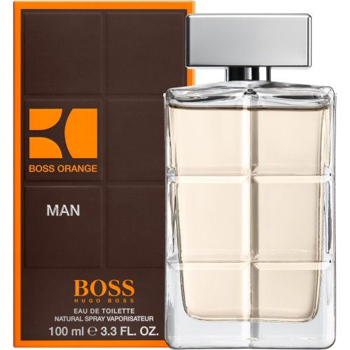 Hugo Boss Boss Orange 100ml EDT for Men, BUS8658