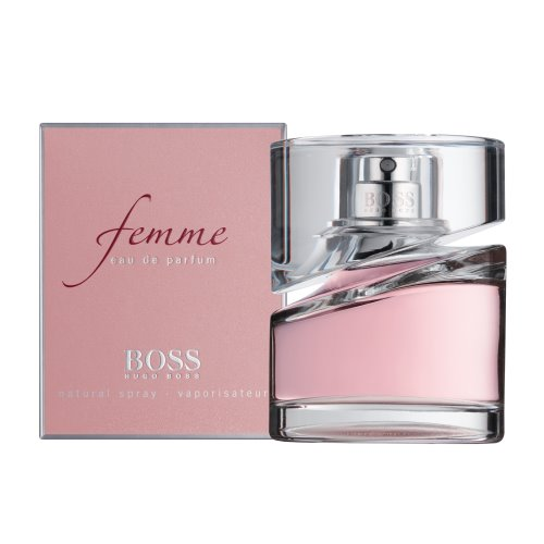 Hugo Boss Femme Eau de Perfume 75 ml for Woman 737052041353