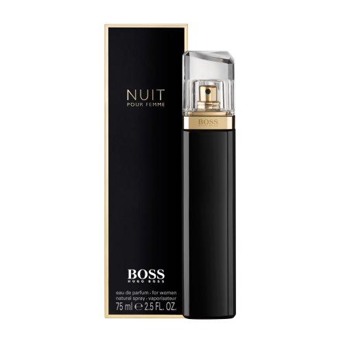 Hugo Boss Nuit Pour Femme Eau de Perfume 75 ml 737052549972