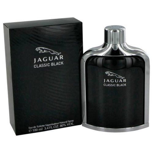Jaguar Classic Black 100ml EDT for Men, BUS8564