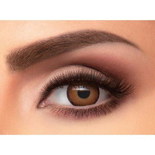 Jolie Caramel Hazel Contact Lenses