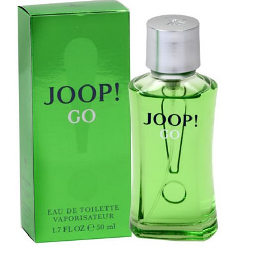 Joop Go 50ml EDT for Men 3414200064057