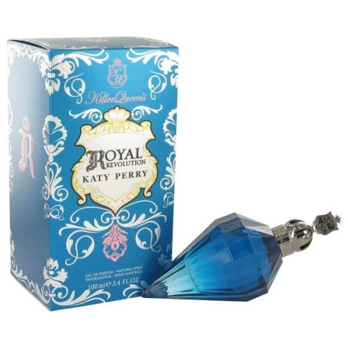 Katy Perry Royal Revolution 100ml Eau de Perfume for Women 3607349843076
