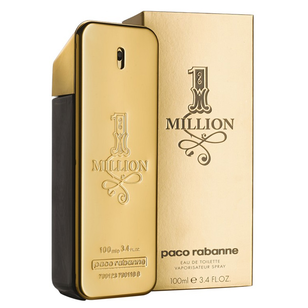 83f77ccb14 Paco Rabanne One Million 100ml EDT for Men Kuwait Online