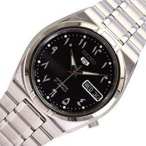 Seiko Automatic Analogue Arabic (Indian) Numbers, SNK063J5
