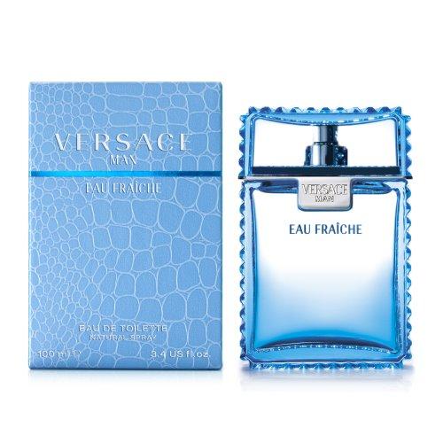 Versace Eau Fraiche 100ml EDT for Men, BUS5976
