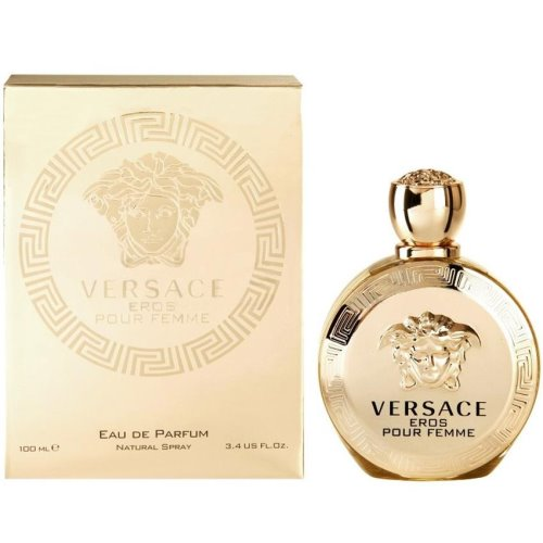 Versace Eros Pour Femme 100ml EDP for Women, BUS10412