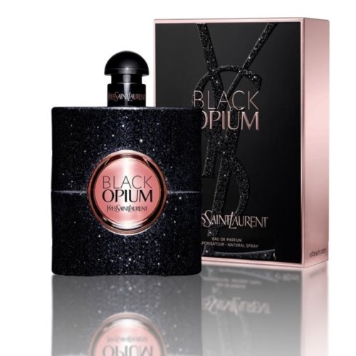 Yves Saint Laurent Black Opium Eau de Perfume 100 ml for Woman 3365440787971