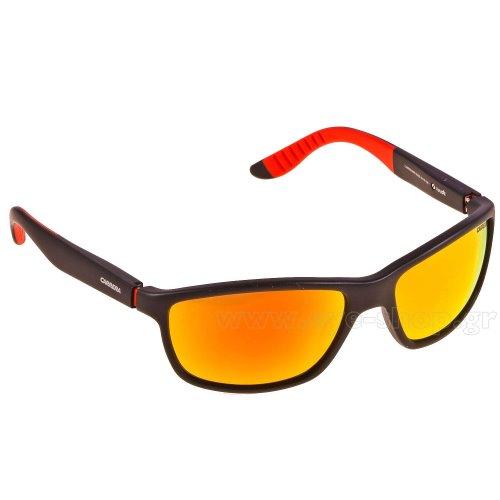 Carrera Black-Red Lens for Men, 8000 DL5UZ, Size 61