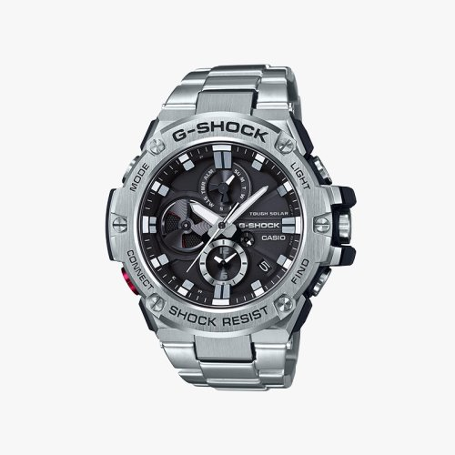 e3de9b0943a Casio G-Shock G-Steel Digital-Analog Watch -GST-B100D-1A Kuwait ...