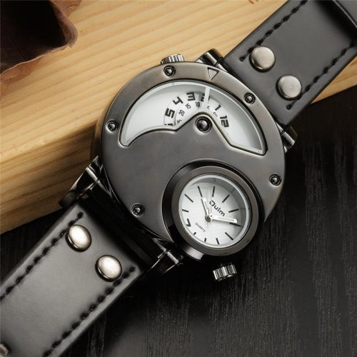 Dappertime Barres Dual Timing Watch2