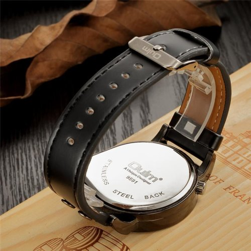 Dappertime Barres Dual Timing Watch3