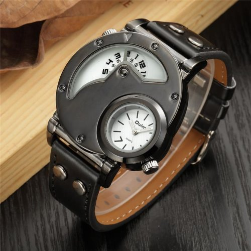 Dappertime Barres Dual Timing Watch5