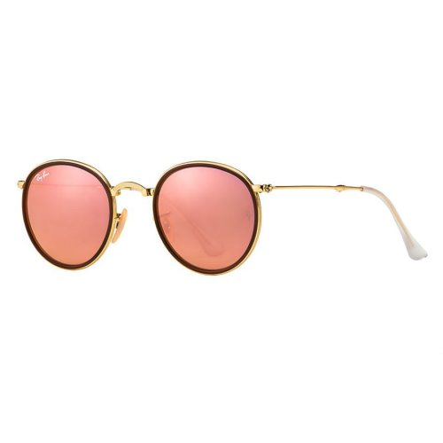 5c6866982ac3 ... promo code ray ban round folding copper flash lenses rb3517 001 z2  1220a 84309