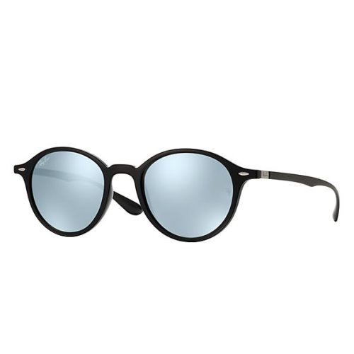 Ray Ban Round Liteforce Silver Flash, RB4237 601-30 50-21
